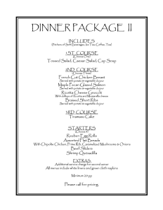 DINNER PACKAGE II WEBpng
