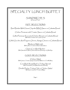 SPECIALTY LUNCH BUFFET page 2 WEBpng