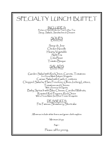 SPECIALTY LUNCH BUFFET page1 WEBpng