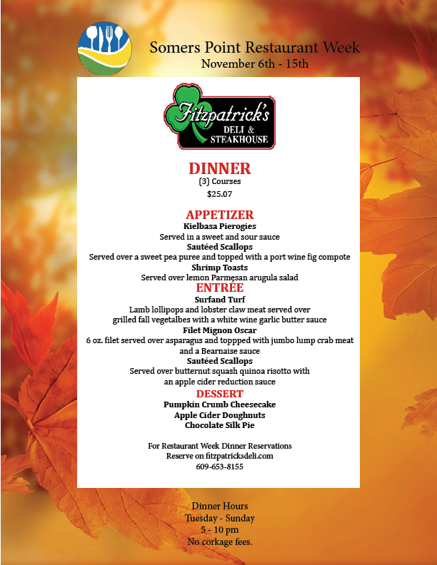 SPRW2015 dinner menu use png