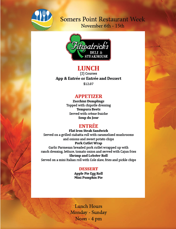 SPRW2015 lunch menu png