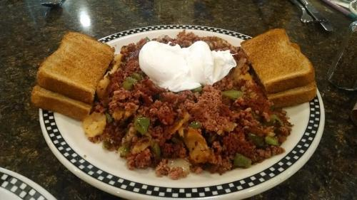 corned beef hash from facebook