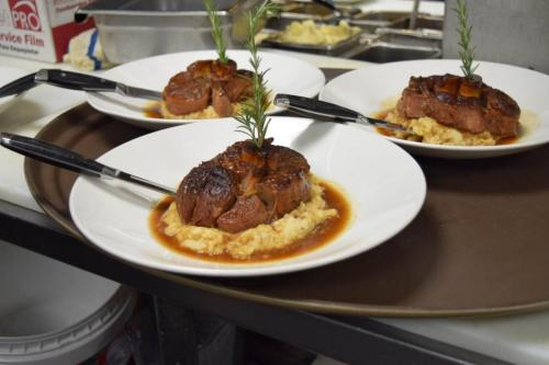 veal osso bucco - NYE 2014